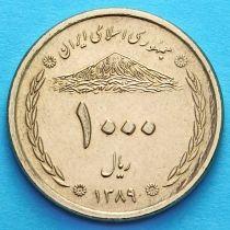 Иран 1000 риалов 2010 год.