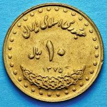 Иран 10 риалов 1992-1997 год. Мавзолей Фирдоуси в Тусе.
