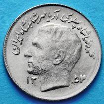 Иран 1 риал 1974 год. ФАО.