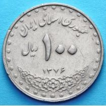 Иран 100 риалов 1997 год. Мавзолей Имама Резы