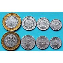 Камбоджа набор 4 монеты 1994 год.
