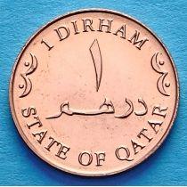 Катар 1 дирхам 2012 год.
