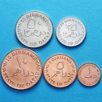 Катар набор 5 монет 2012 год.
