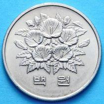 Южная Корея 100 вон 1981 год.