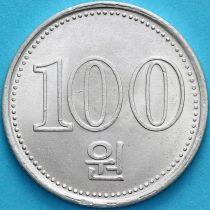 Северная Корея 100 вон 2005 год.