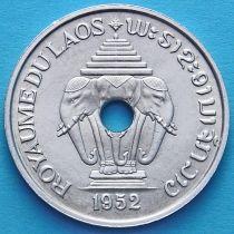 Лаос 20 центов 1952 год.