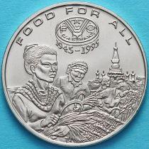 Лаос 1200 кип 1995 год. ФАО.