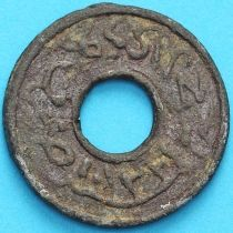 Келантан, Султанат Малайя 1 питис 1903 (1321) год.