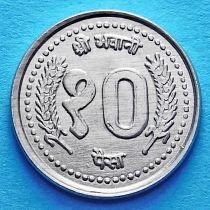 Непал 10 пайс 2001 год.