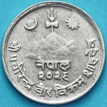 Непал 1 пайс 1972-1979 год.
