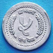 Непал 5 пайс 1982-1990 год.