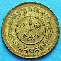 Непал 1 пайс 1944-1949 год.