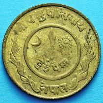 Непал 2 пайса 1942-1954 год.