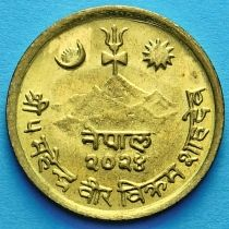 Непал 10 пайс 1966-1971 год.