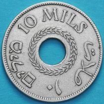 Палестина 10 милс 1927 год.