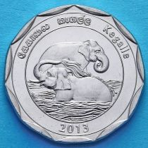 Шри Ланка 10 рупий 2013 год. Кегалле.