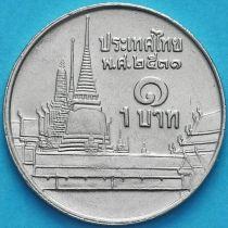 Таиланд 1 бат 1986-2008 год.