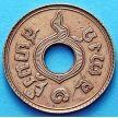 Монета Таиланда 1 сатанг 1927 год