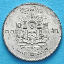 Таиланд 10 сатанг 1950 год.