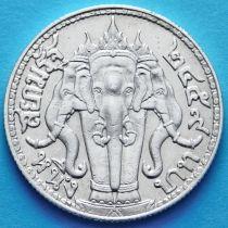 Таиланд 1 бат 1916 год. Серебро.