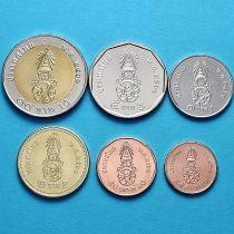 Таиланд набор 6 монет 2018 год.