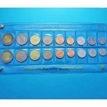 Таиланд набор 9 монет 2018 год.