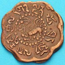 Тибет 7 1/2 скар 1919 год. №2