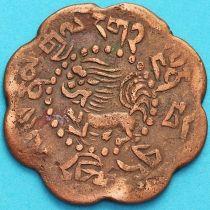 Тибет 7 1/2 скар 1920 год. №2