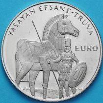 Турция 500.000 лир 1999 год. Троянский конь