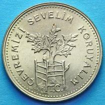 Турция 1000 лир 1990 год. Защита окружающей среды.
