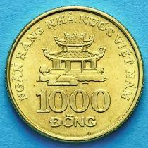 Вьетнам 1000 донг 2003 год.