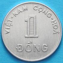 Вьетнам (Южный) 1 донг 1971 год. ФАО.