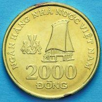 Вьетнам 2000 донг 2003 год.