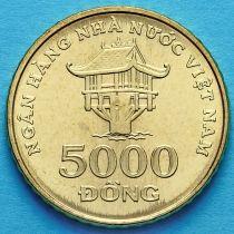 Вьетнам 5000 донг 2003 год.
