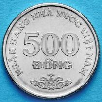 Вьетнам 500 донг 2003 год.