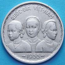 Вьетнам Южный 50 су 1953 год.