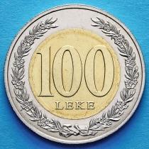 Албания 100 леков 2000 год. Теута.
