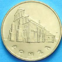 2 злотых Польша 2007 год. Ломжа.