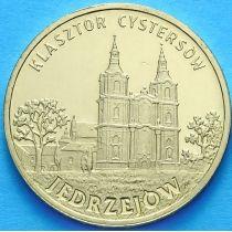 2 злотых Польша 2009 год. Енджеюв