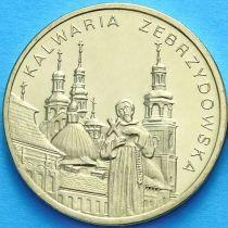 2 злотых Польша 2010 год. Кальваря-Зебжидовска