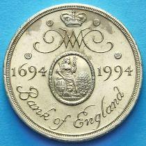 Великобритания 2 фунта 1994 год. 300 лет Банку Англии.