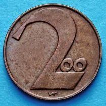 Австрия 200 крон 1924 год.
