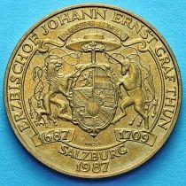 Австрия 20 шиллингов 1993 год. Дополнительный тираж.