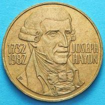 Австрия 20 шиллингов 1982 год. Йозеф Гайдн.
