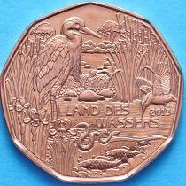 Австрия 5 евро 2013 год. Страна Воды.