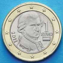 Австрия 1 евро 2011 год.