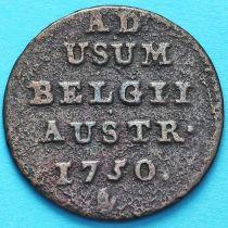 Бельгия, Австрийские Нидерланды 1 лиард 1750 год.