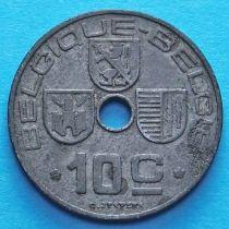 Бельгия 10 сантим 1941-1943 год. BELGIQUE - BELGIE.