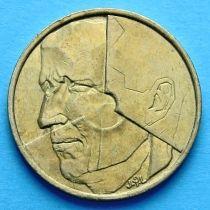 Бельгия 5 франков 1986-1993 год. Фламандский вариант