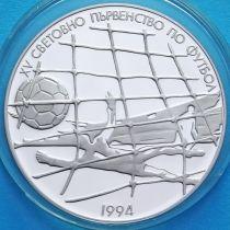 Болгария 500 левов 1994 год. ЧМ по футболу. Серебро.